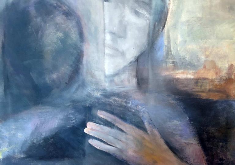 Öl Malerei